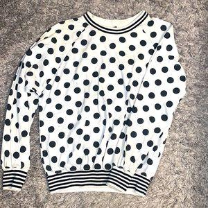 Rare Vintage Polka Dot Top🖤